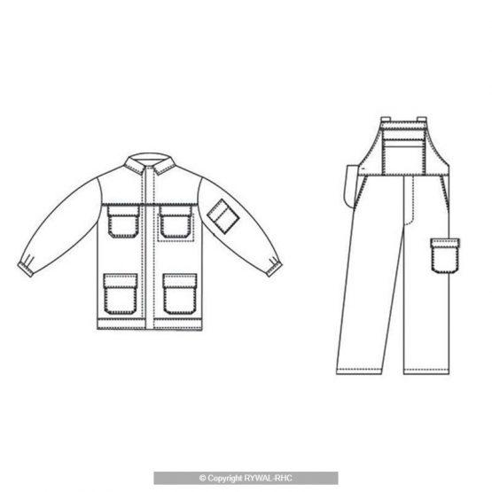 Obleka UNAL-3