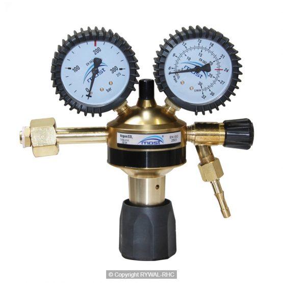 Reducirni ventil Ar/CO2 BLACK